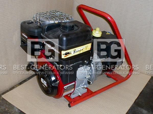 Электрогенератор бензиновый бу