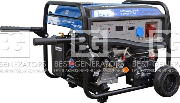 Бензиновый генератор patriot gp 3510e 474101540